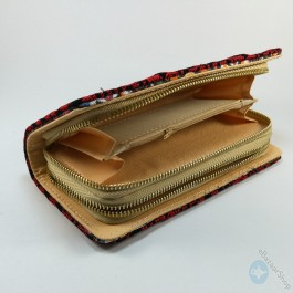 Lady Wallet (purse) - Colorful