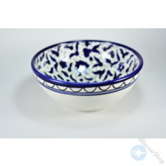 Ceramic Bowl for Soups, Yogurt and salad - medium