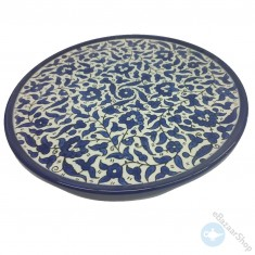 Ceramic dish for decoration