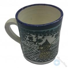 Ceramic mug for tea or coffee  - Bedouin
