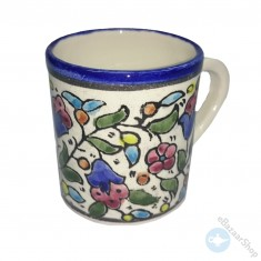 Ceramic mug for tea or coffee - Colorful