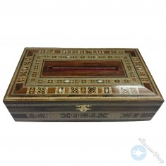 Tissue Mosaic Inlaid Box