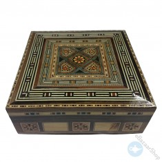Mosaic Inlaid Box