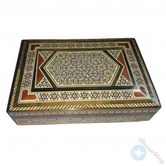 Mosaic / Arabisk wooden box