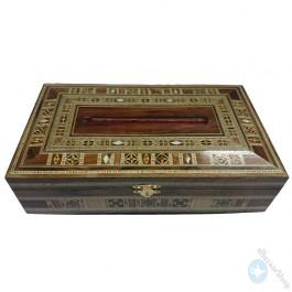Tissue Mosaic Inlaid Box