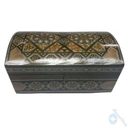 Two layer Handmade mosaic box