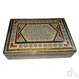 Mosaic / Arabisk wooden box
