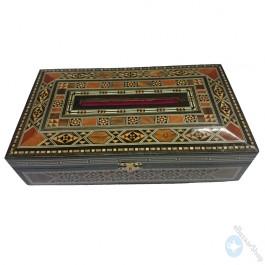 Tissue Wooden Box