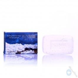 Purifying exfoliant soap