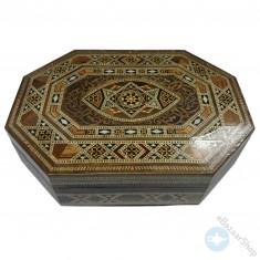 Handmade Syrian Mosaic Box