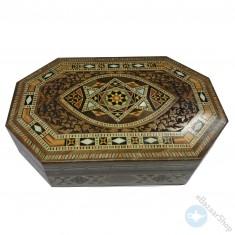 Storage wooden box