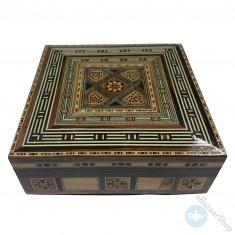 Mosaic Inlaid Box