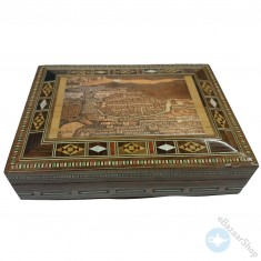 Mosaic Box - Square Shape