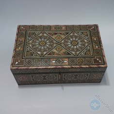 Wooden Box - Two layers