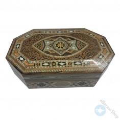Wooden Arabisk Box