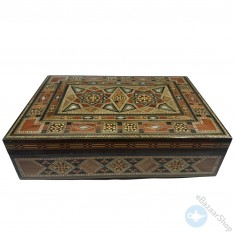Wooden Mosaic Inlaid Box
